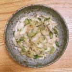 キャベツきゅうりみょうが塩ごま風味サラダ